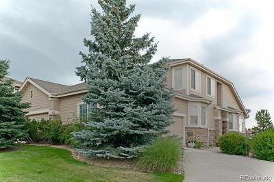 Castle Pines Condo/Townhouse Active: 1446 Pineridge Lane