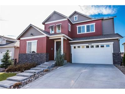 Castle Rock Single Family Home Active: 3448 Ghost Dance Drive