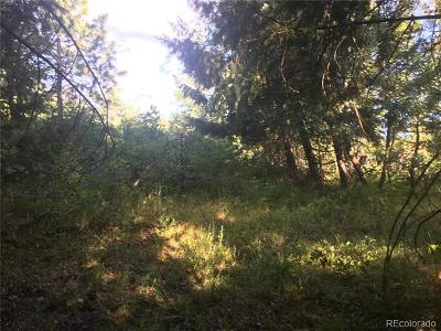 Littleton Residential Lots & Land Active: Maxwell Hill Road