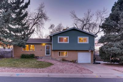 Centennial Single Family Home Active: 6705 South Downing Circle