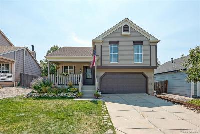 Littleton Single Family Home Under Contract: 9776 Garwood Street