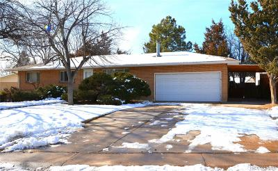 Denver Single Family Home Active: 2747 South Newton Way