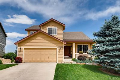 Castle Pines Single Family Home Under Contract: 8244 Briar Ridge Drive
