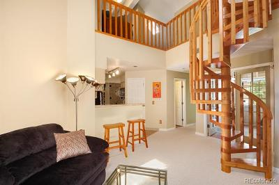 Boulder County Condo/Townhouse Active: 4705 Spine Road #C