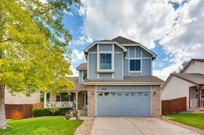 Littleton Single Family Home Active: 11818 West Progress Avenue