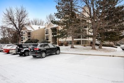 Arvada Condo/Townhouse Under Contract: 5403 West 76th Avenue #601