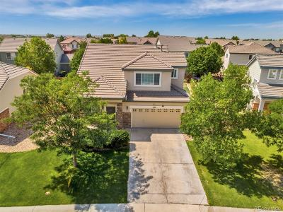 Buffalo Run Single Family Home Under Contract: 11811 Fraser Street