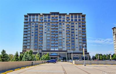 Greenwood Village Condo/Townhouse Active: 7600 Landmark Way #511-2