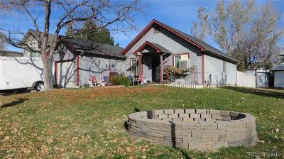 Aurora Single Family Home Active: 17595 East Whitaker Drive
