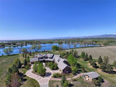 Longmont Single Family Home Active: 9402 Crystal Lane