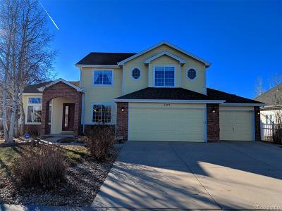 Greeley Single Family Home Active: 649 52nd Avenue