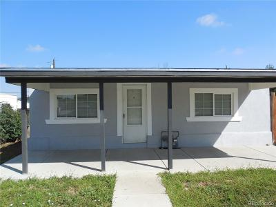 Commerce City Single Family Home Active: 7311 East 82nd Avenue