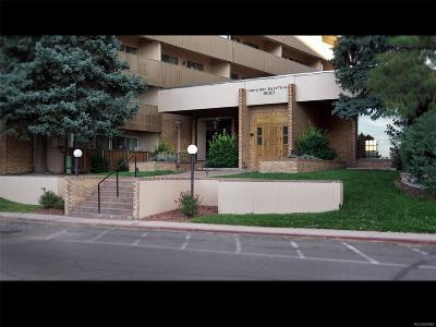 Denver Condo/Townhouse Active: 8060 East Girard Avenue #401