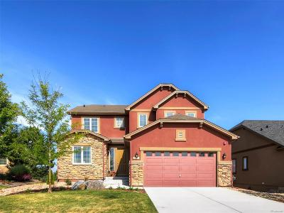 Castle Rock Single Family Home Active: 2151 Holmby Court