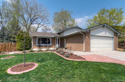 Arvada CO Single Family Home Sold: $457,000