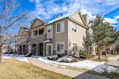 Littleton Condo/Townhouse Under Contract: 8374 South Holland Way #306