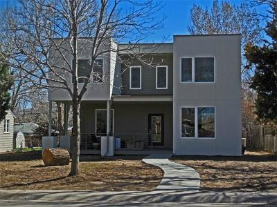 Single Family Home Sold: 2568 South Vine Street