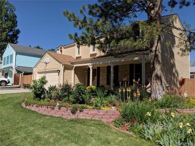 Morrison Single Family Home Under Contract: 12161 West Layton Avenue