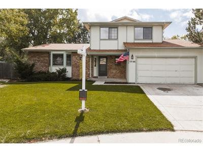 Centennial Single Family Home Active: 18168 East Belleview Lane
