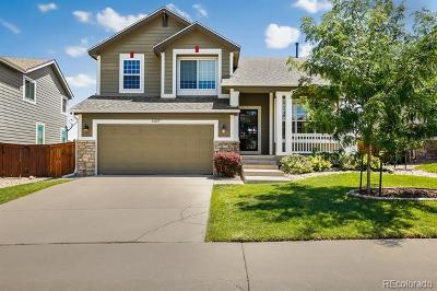 Highlands Ranch Single Family Home Under Contract: 3507 Foxridge Trail