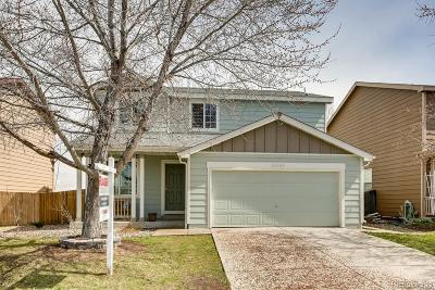 Northglenn Single Family Home Under Contract: 10802 Steele Street