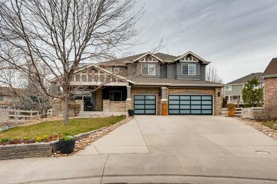 Broomfield Single Family Home Active: 3211 Madison Court