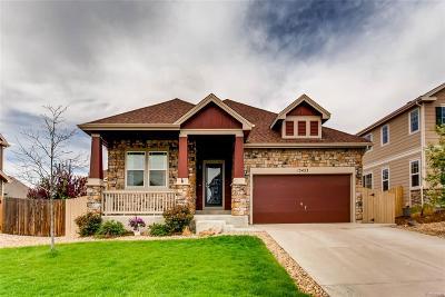 Thornton Single Family Home Active: 13453 Tamarac Place
