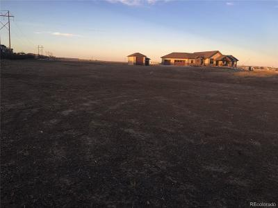 Thornton Residential Lots & Land Active: 8144 East 131st Court