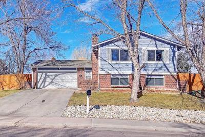 Littleton Single Family Home Active: 7059 West Portland Avenue