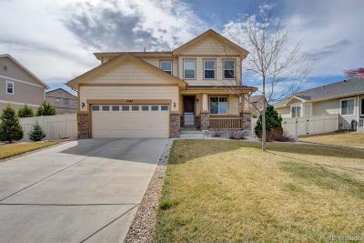 Firestone Single Family Home Under Contract: 4784 Monarch Drive