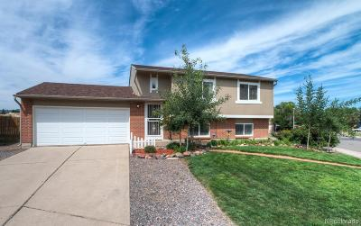 Denver Single Family Home Active: 9240 West Wagon Trail Drive