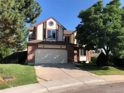 Lone Tree Single Family Home Active: 7423 Rattlesnake Drive