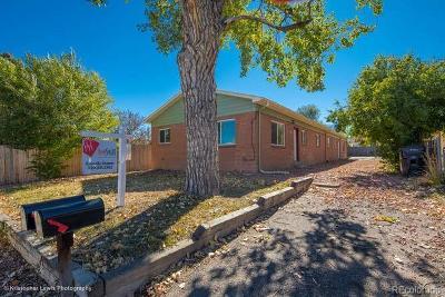 Denver Income Active: 3430 West Custer Place