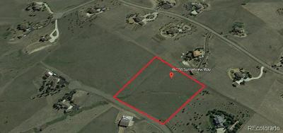 Parker Residential Lots & Land Active: 46558 Sunset View Way