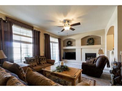 Castle Rock CO Condo/Townhouse Under Contract: $279,900