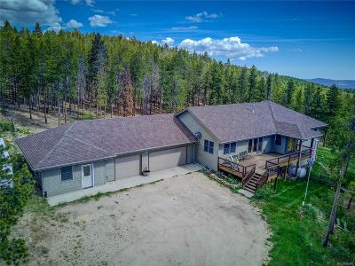 Conifer Single Family Home Sold: 8430 South Warhawk Way
