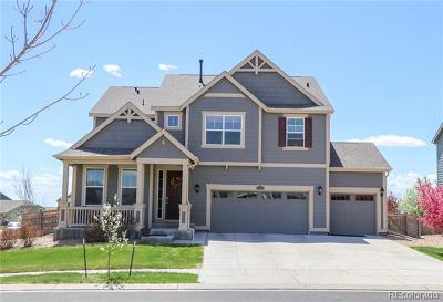 Commerce City Single Family Home Active: 17096 East 99 Place
