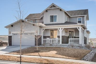 Arapahoe County Single Family Home Active: 27060 East Ottawa Drive