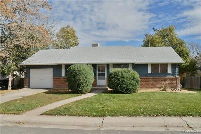 Arvada Single Family Home Active: 6628 Otis Court