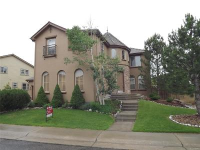 Highlands Ranch Single Family Home Under Contract: 2764 Southshire Road