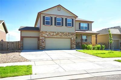 Commerce City Single Family Home Active: 12652 East 104th Drive