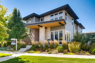 Denver Single Family Home Under Contract: 3565 Beeler Court