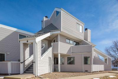 Thornton Condo/Townhouse Under Contract: 8701 Huron Street #6-208