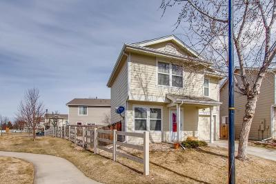 Longmont Single Family Home Under Contract: 10665 Forester Place