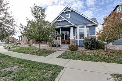 Aurora Single Family Home Active: 1395 South Duquesne Circle