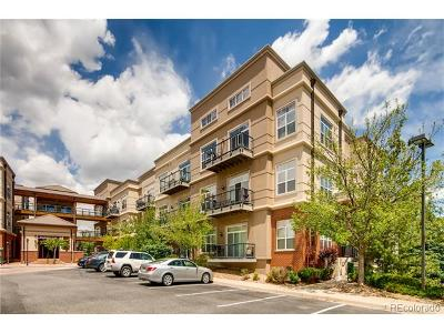 Greenwood Village Condo/Townhouse Active: 5677 South Park Place #201