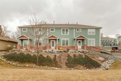 Arvada Condo/Townhouse Active: 8253 West 54th Avenue #5