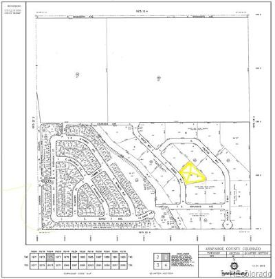 Arapahoe County Residential Lots & Land Active: Lot 2 Blk 5 Heather Ridge Village Industrial Sub 1st Flg