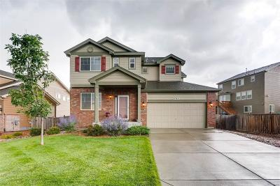 Castle Rock Single Family Home Active: 3788 Amber Sun Circle