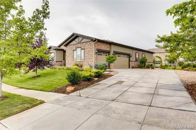 Broomfield Single Family Home Active: 3120 Traver Drive